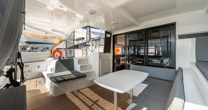 Catamaran for rent Municipal Unit of Lefkada at the best price