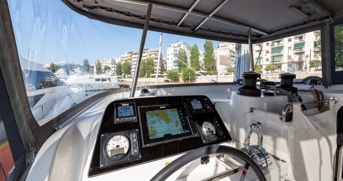 Rental yacht Municipal Unit of Lefkada - Lagoon Lagoon 42 on SamBoat