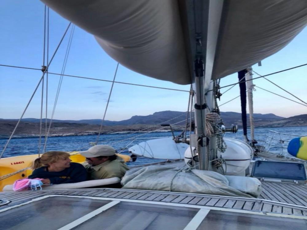 Rental Sailboat Atlantic with a permit