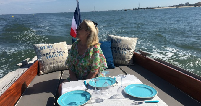 Rental yacht Arcachon - Raba Pinasse on SamBoat