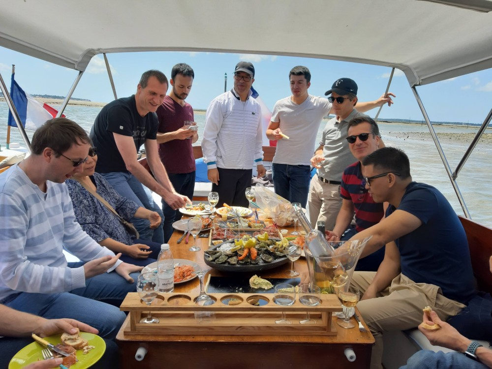 Hire Motorboat with or without skipper Raba Arcachon