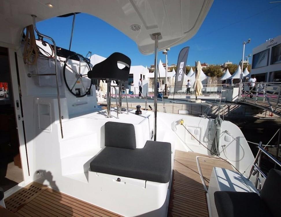 Rental yacht Ionian Islands - Lagoon Lagoon 40 - 4 + 1 cab. on SamBoat