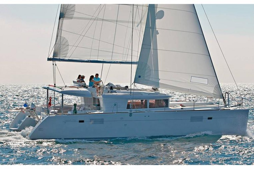 Hire Catamaran with or without skipper Lagoon Šibenik