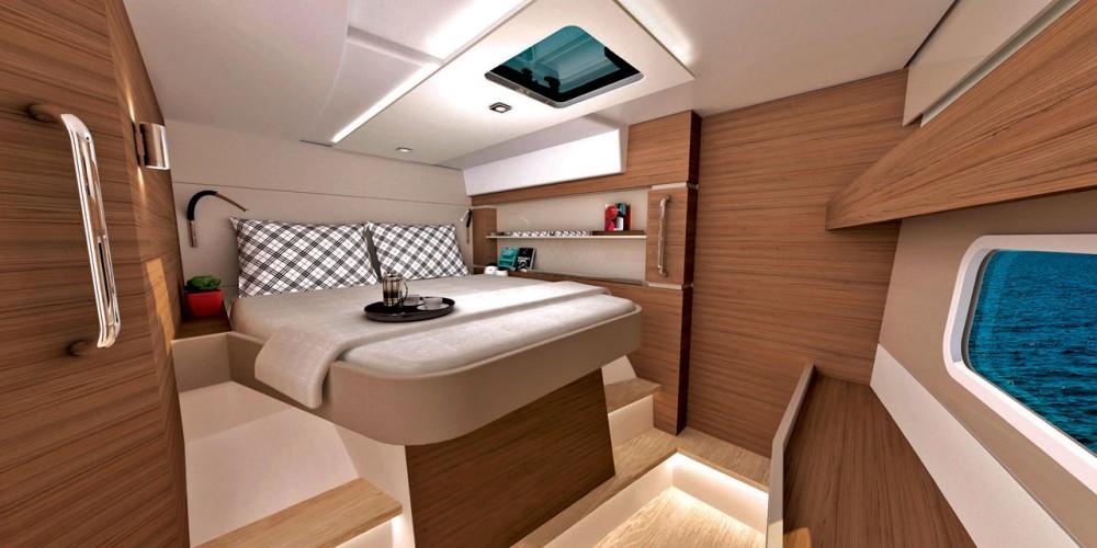 Rental yacht Croatia - Catana Bali Catspace on SamBoat