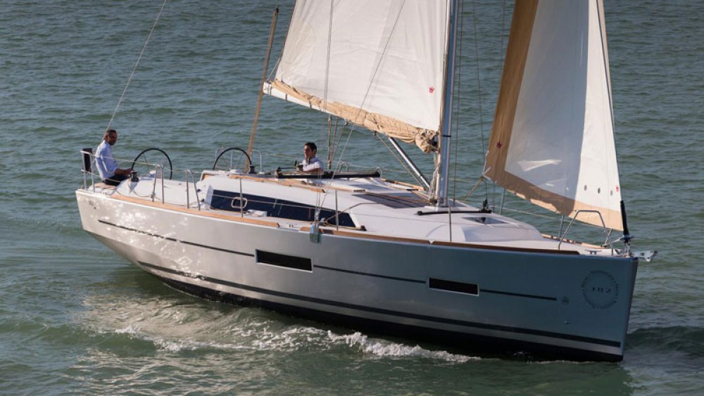 Boat rental Marseille cheap Dufour 382 Grand Large
