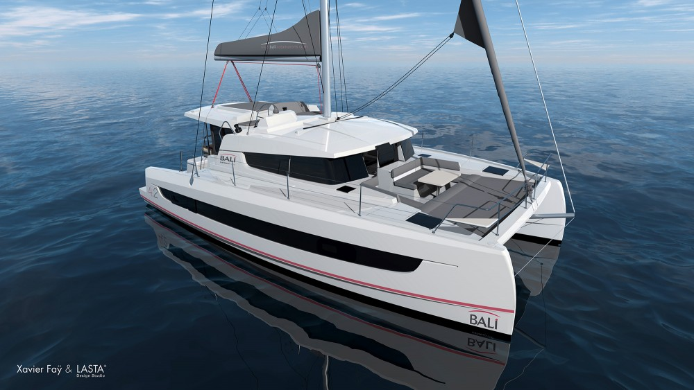 Boat rental Croatia cheap Bali 4.2