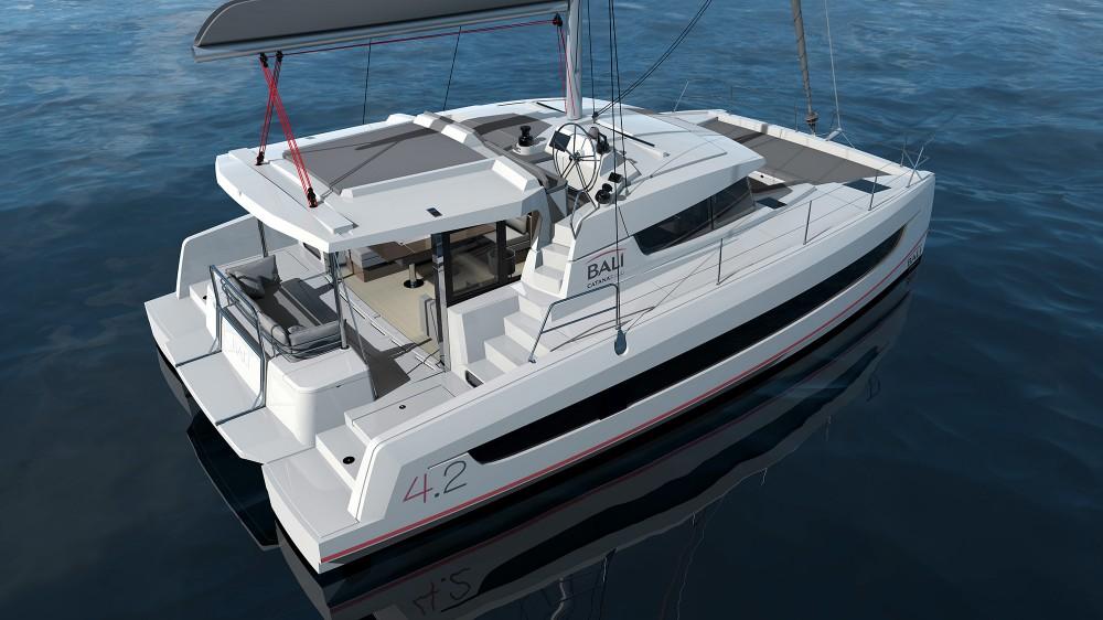 Boat rental Catana Bali 4.2 in Croatia on Samboat