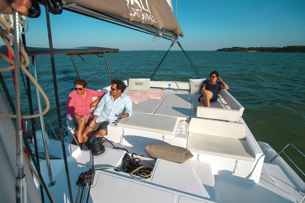 Catana Bali Catspace between personal and professional Croatia