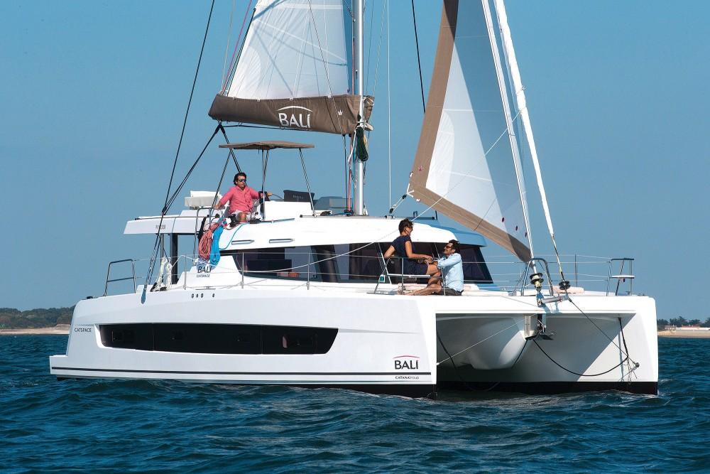 Boat rental Catana Bali Catspace in Croatia on Samboat