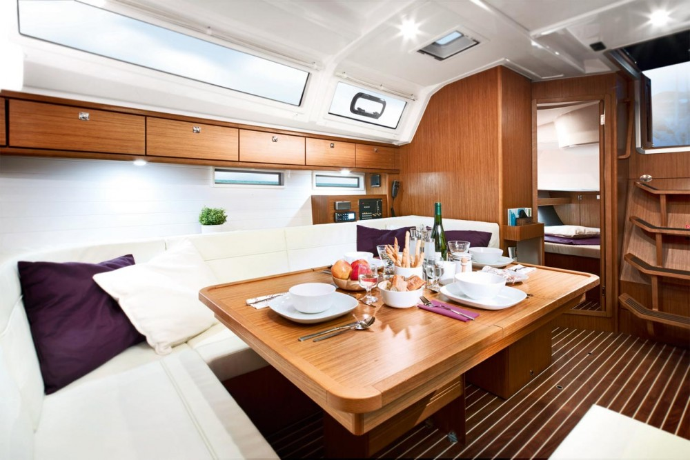 Bavaria Bavaria Cruiser 46 - 4 cab. between personal and professional Croatia