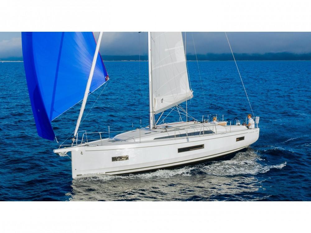 Boat rental Split cheap Oceanis 40.1