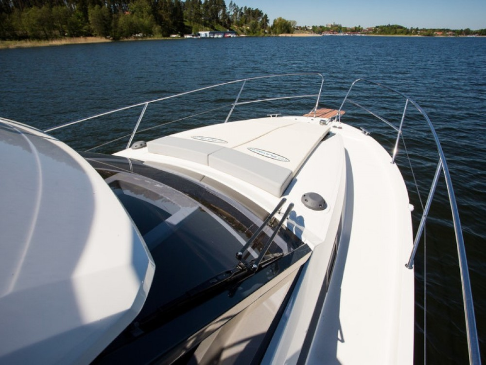 Hire Motorboat with or without skipper Delphia Wilkasy
