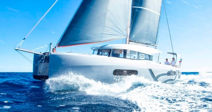 Hire Catamaran with or without skipper  Follonica