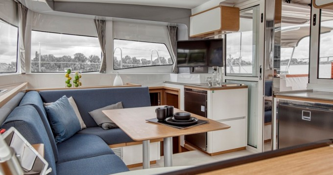 Rental Catamaran in Follonica -  Excess 12