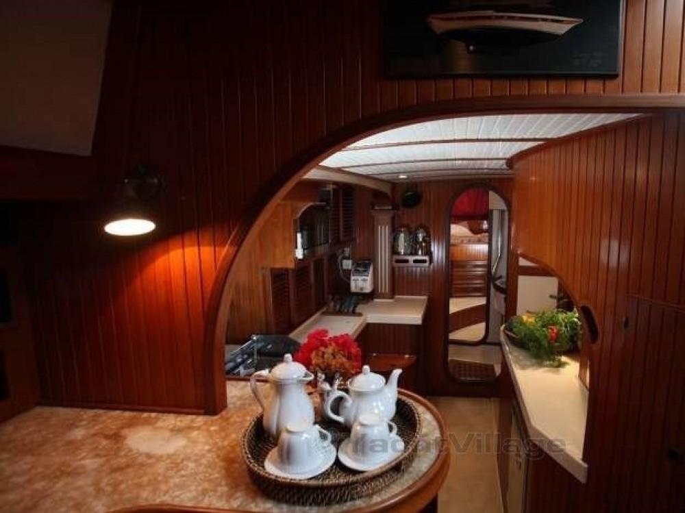 Rental yacht Castellammare di Stabia -  Scorpio 72 on SamBoat