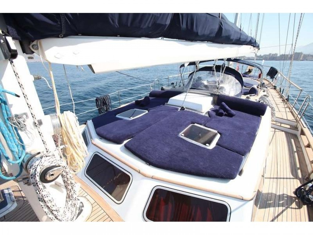 Hire Sailboat with or without skipper  Castellammare di Stabia