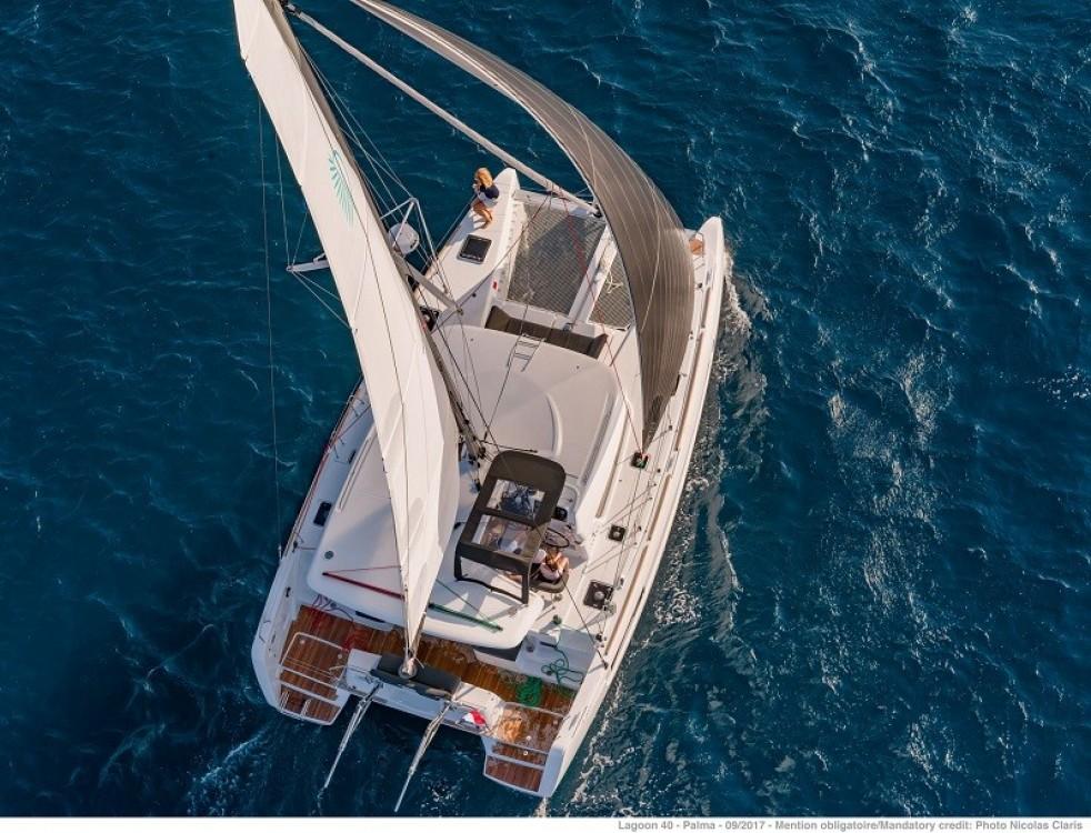 Rent a Lagoon Lagoon 40 US Virgin Islands