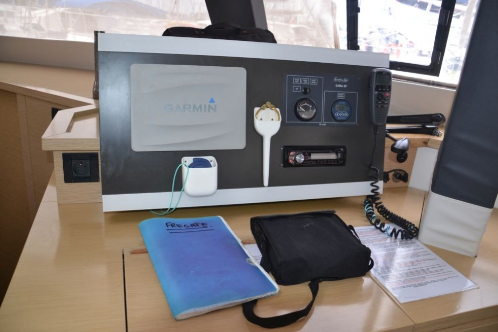 Rental yacht US Virgin Islands - Fountaine Pajot Saba 50 on SamBoat