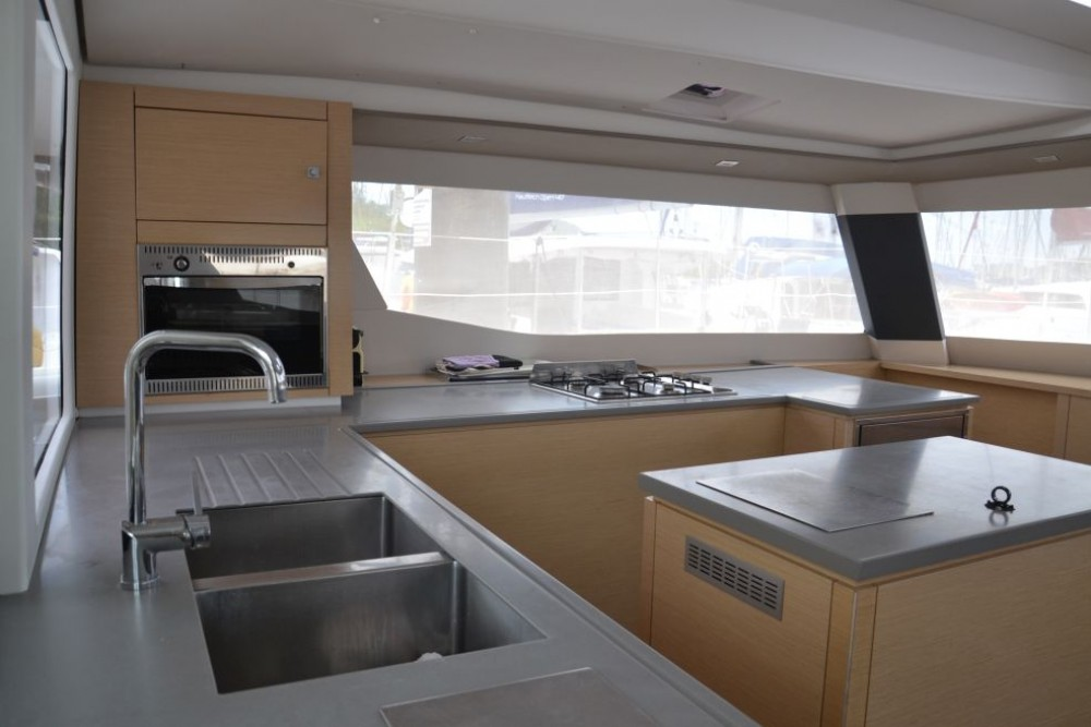 Rent a Fountaine Pajot Saba 50 US Virgin Islands