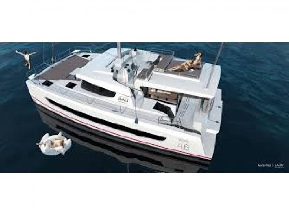 Rental Catamaran in Lefkada - Bali Bali 4.6