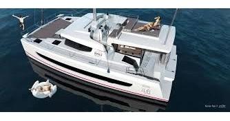 Bali Catamarans Bali 4.6 between personal and professional Lefkada (Island)