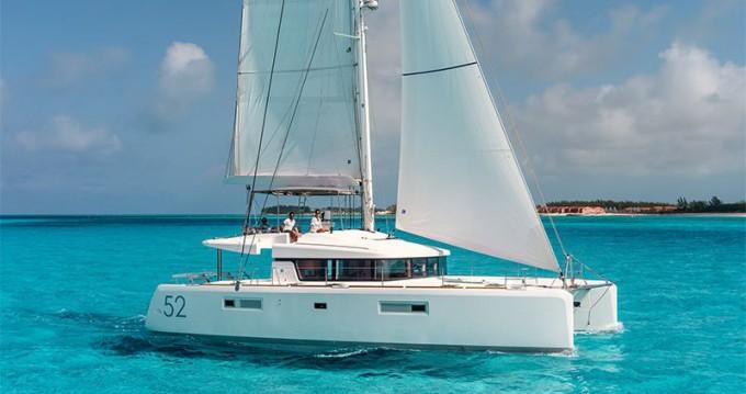 Rental yacht Sukošan - Lagoon Lagoon 52 on SamBoat