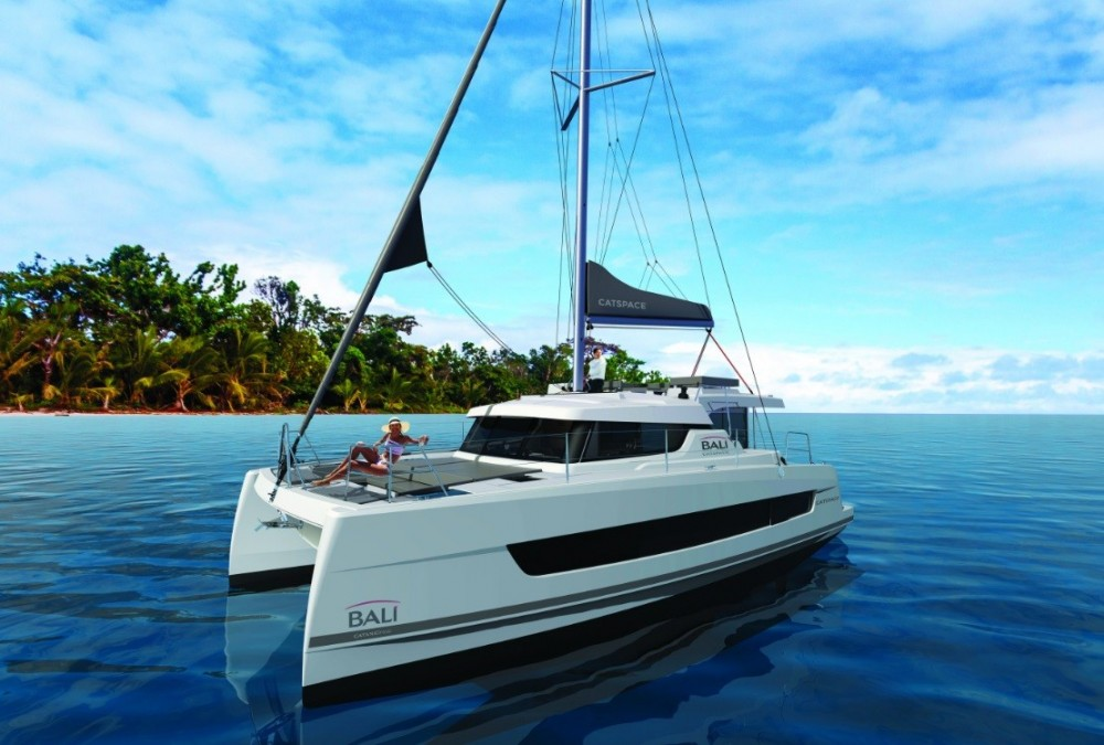 Rental yacht Kotor - Bali Catamarans CATSPACE on SamBoat