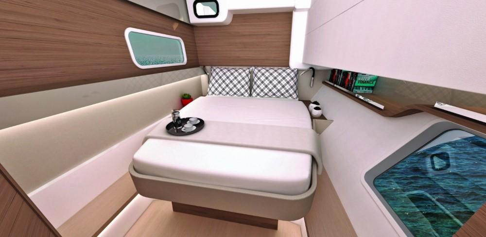 Hire Catamaran with or without skipper Bali Catamarans Kotor