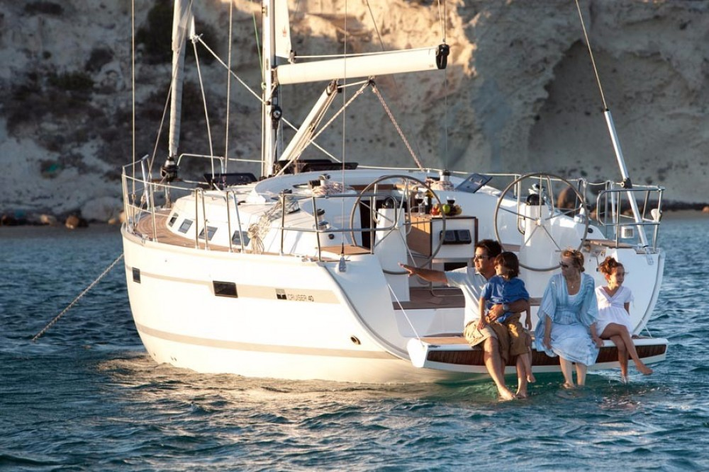 Hire Sailboat with or without skipper Bavaria Peloponnese, Western Greece and the Ionian
