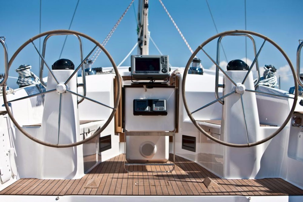 Rental Sailboat in Peloponnese, Western Greece and the Ionian - Bavaria Bavaria Cruiser 40