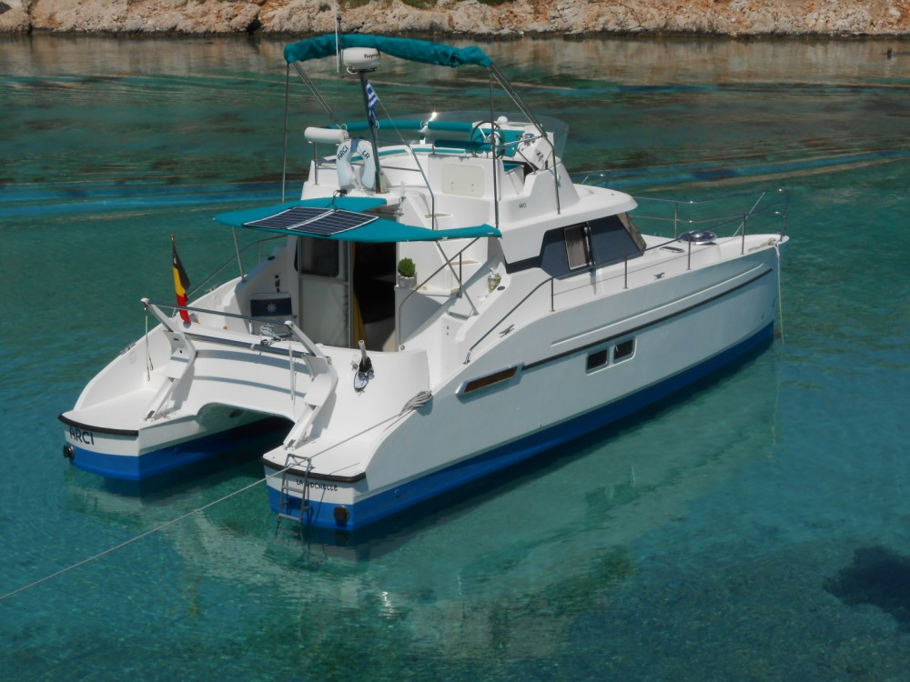 Rental yacht Fréjus - Fountaine Pajot Greenland 34 on SamBoat