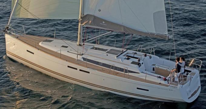 Rental Sailboat in San Miguel De Abona - Jeanneau Sun Odyssey 439