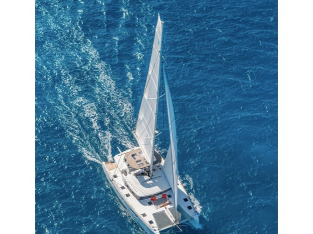 Hire Catamaran with or without skipper Lagoon Capo d'Orlando