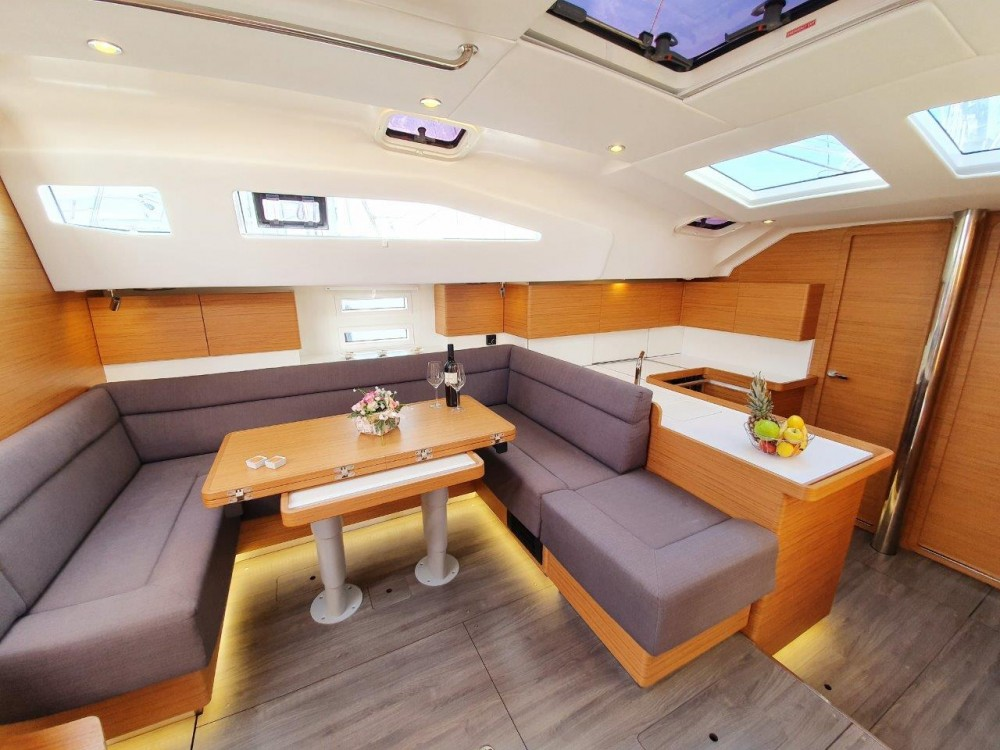 Rent a Elan Elan Impression 50  Croatia