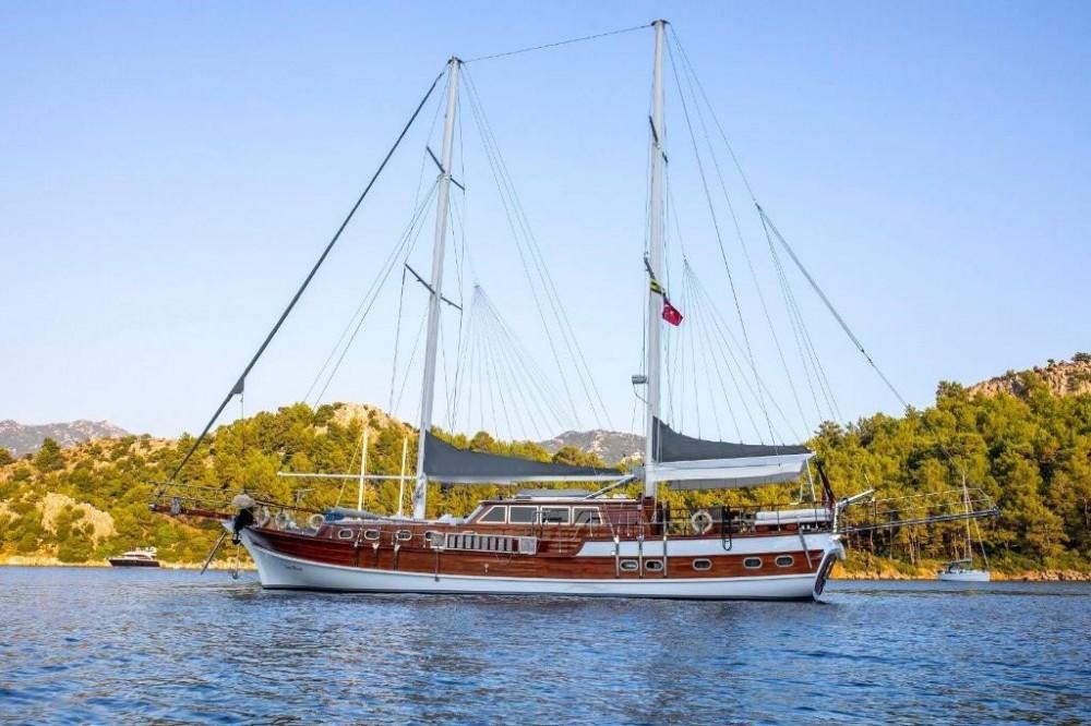 Boat rental Muğla cheap Gulet