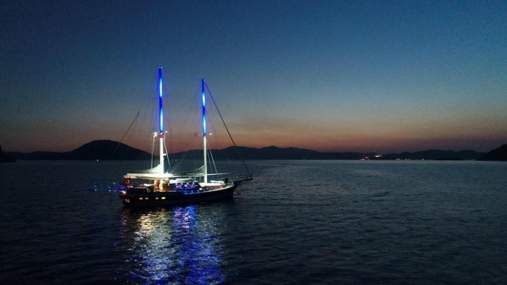 Boat rental Custom Built Gulet in Muğla on Samboat