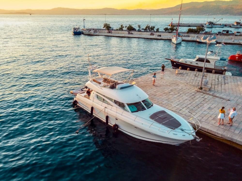 Boat rental Split cheap Jeanneau Prestige 46 Fly