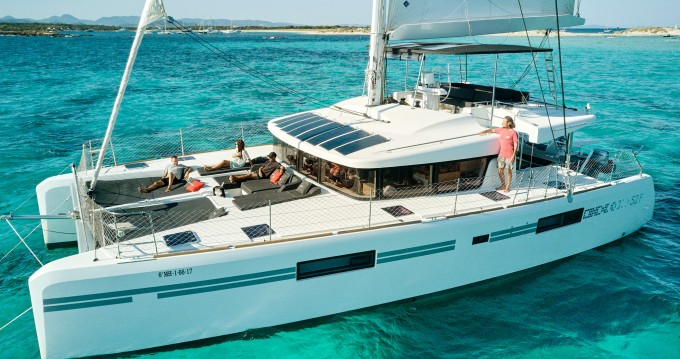 Rental yacht Sant Antoni de Portmany - Lagoon Lagoon 52 on SamBoat