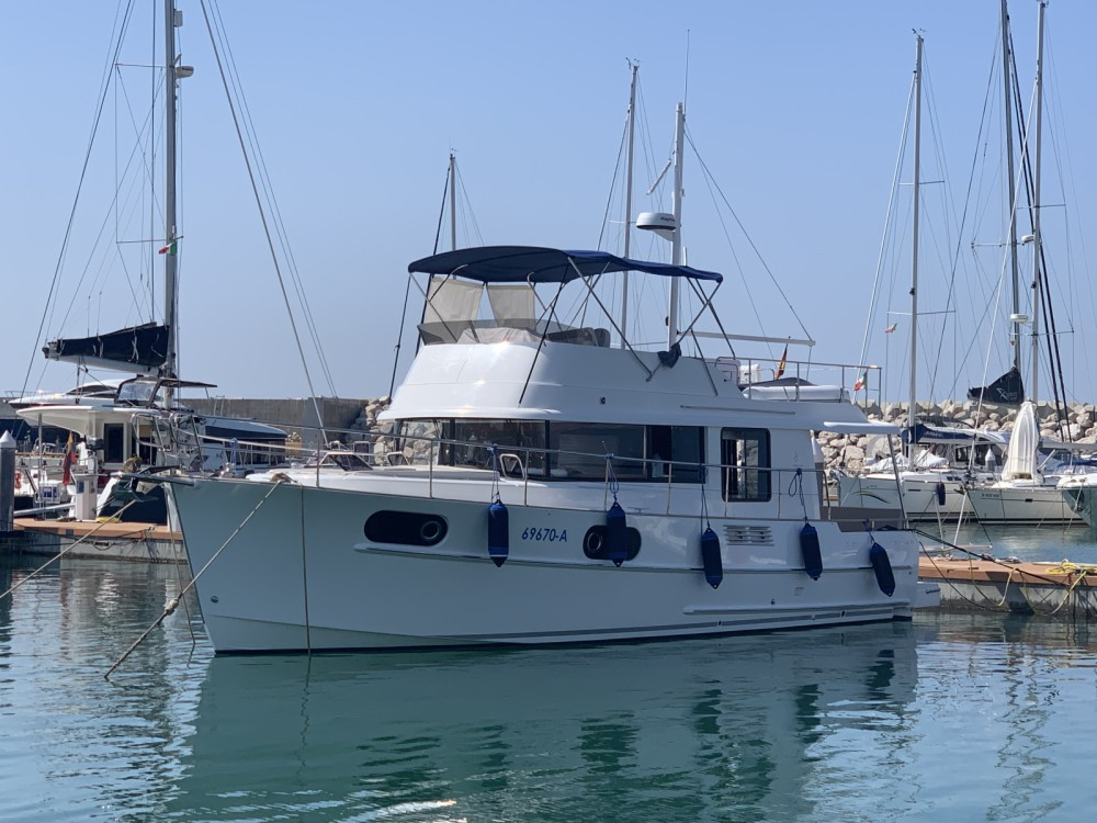 Boat rental Salerno cheap Swift Trawler 44