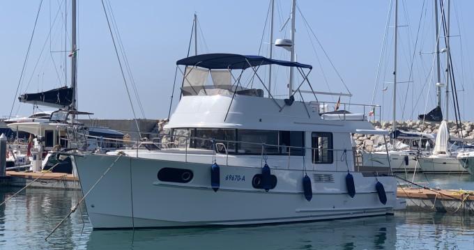 Rent a Bénéteau Swift Trawler 44 Provincia di Salerno