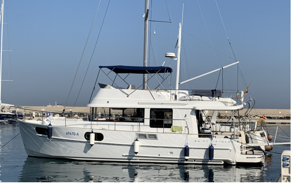 Rent a Bénéteau Swift Trawler 44 Salerno