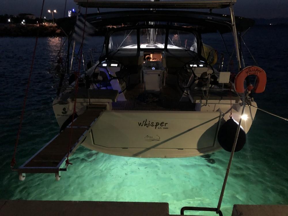 Rental Sailboat in  - Bénéteau Oceanis 46.1 ( A/C )