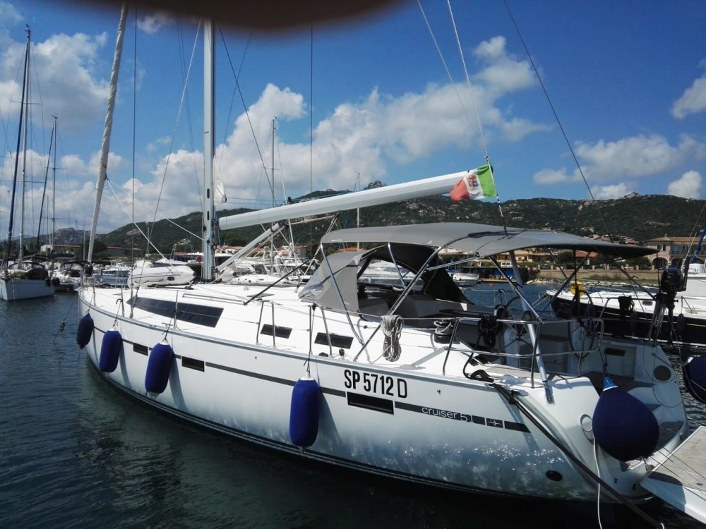 Hire Sailboat with or without skipper Bavaria Cannigione