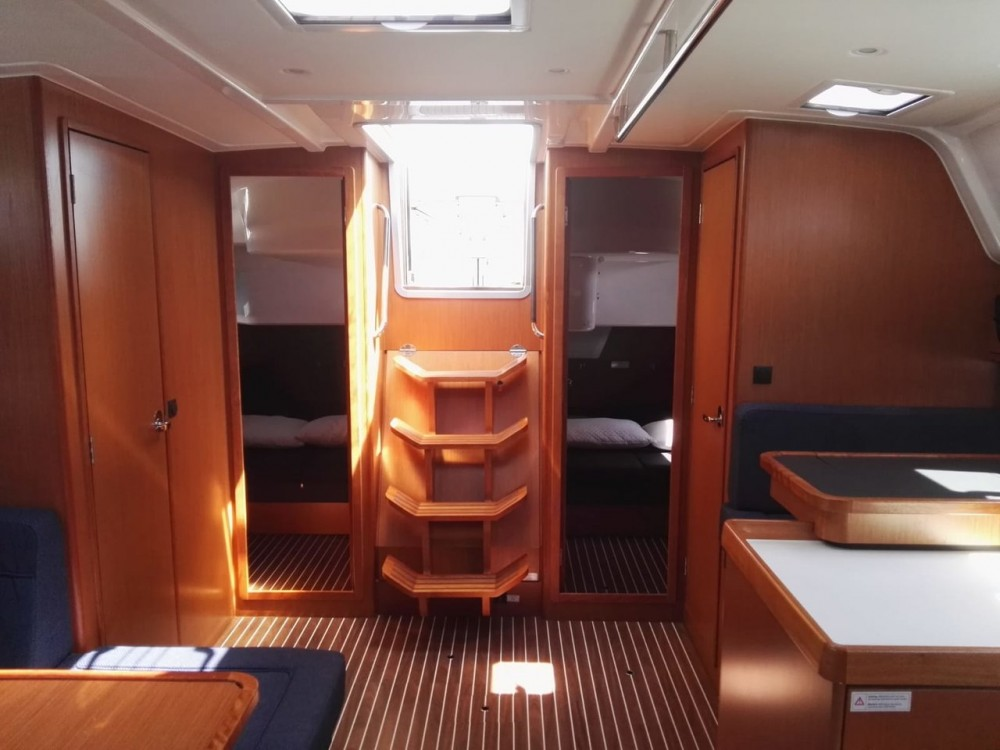 Bavaria Cruiser 51 between personal and professional Cannigione