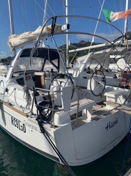 Hire Sailboat with or without skipper Bénéteau Palermo