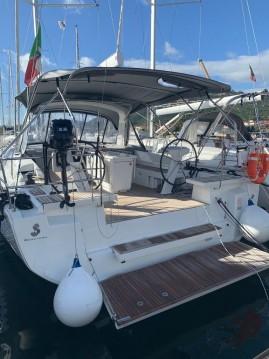 Boat rental Cannigione cheap Oceanis 46.1 (4 cab)