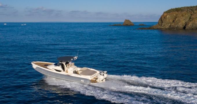 Rental Motorboat in Koh Kaeo - Nuova Nuova Jolly Prince 38 Sport Cabin