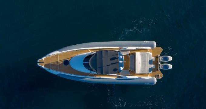 Boat rental Koh Kaeo cheap Nuova Jolly Prince 38 Sport Cabin