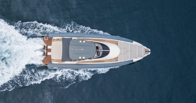 Rental yacht Koh Kaeo - Nuova Nuova Jolly Prince 38 Sport Cabin on SamBoat
