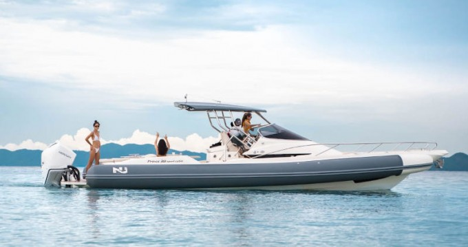 Hire Motorboat with or without skipper Nuova Koh Kaeo